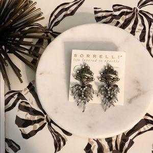 Vintage Sorrelli Beaded Earrings